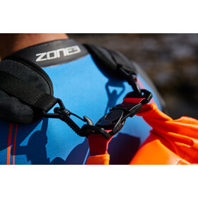 Zone3 Swim Run Boya Bolsa Seca 28L, orange